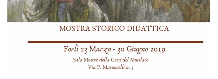 """23 marzo, Forlì – Inaugurazione mostra """"Roma, Repubblica, Venite!"""""""