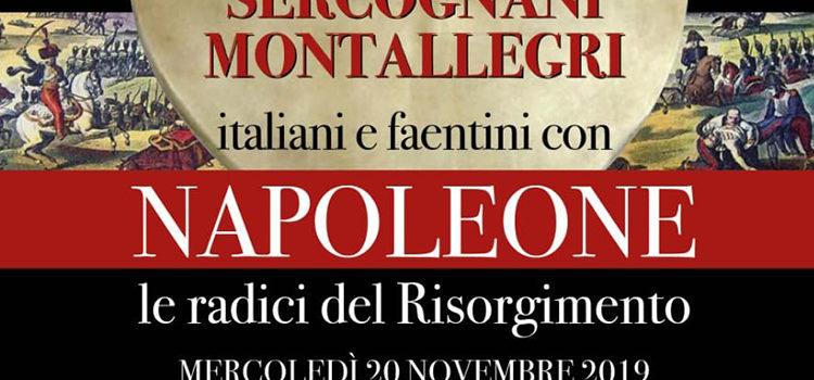 """20 novembre, Faenza – Convegno """"Italiani e Faentini con Napoleone, le radici del Risorgimento"""""""
