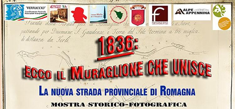 """""""1836 ECCO IL MURAGLIONE CHE UNISCE"""" in video"""