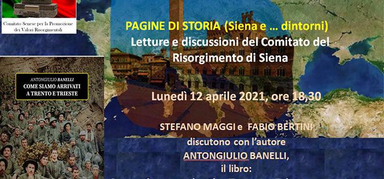 12 aprile – Pagine di Storia (Siena e …dintorni)
