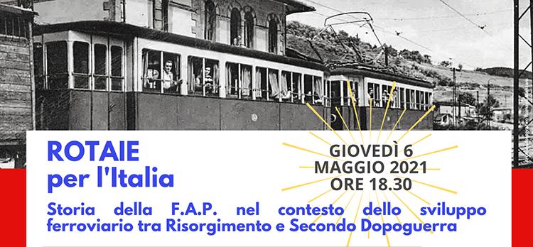 6 maggio – Rotaie per l'Italia