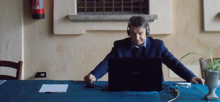 """Articolo su Corriere Alto Milanese """"LUIGI MASCILLI MIGLIORINI:""""NAPOLEONE NON RIUSCIVA A STARE CON LE MANI IN MANO…"""""""