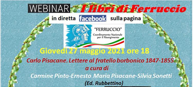 27 maggio – Webinar I libri di Ferruccio