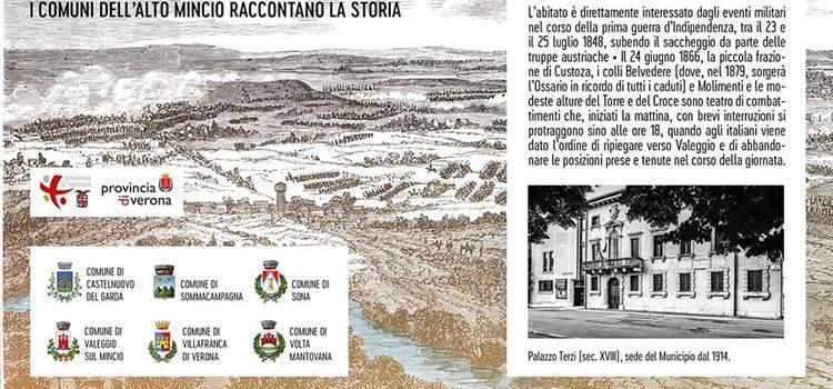 23-27 giugno – Memoria del Risorgimento, i Comuni dell'Alto Mincio raccontano la storia