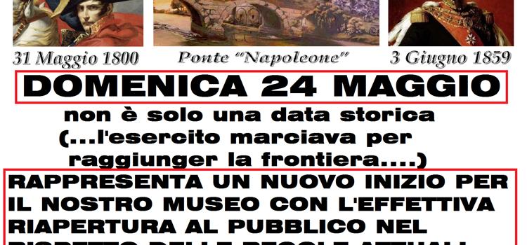 24 maggio, Turbigo – Riapertura Museo